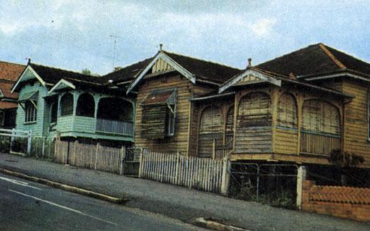 Деревянные постройки характерные для